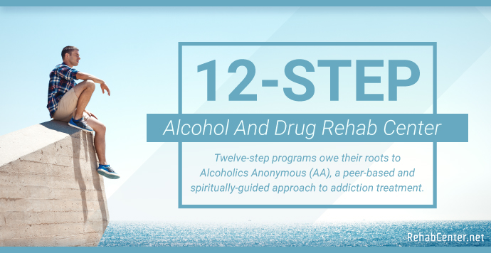 RehabCenter.net 12-Step Alcohol And Drug Rehab Centers