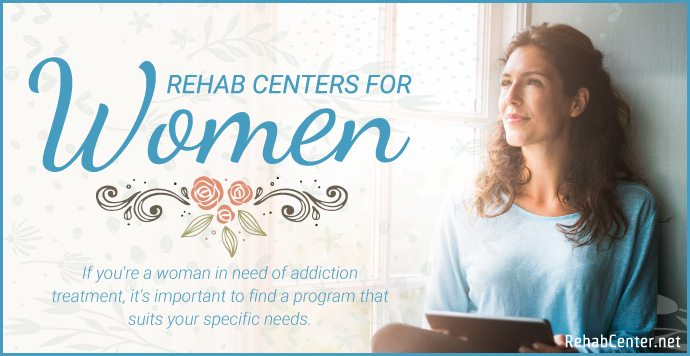RehabCenter.net Find Women's Alcohol And Drug Rehab Centers Based On Your Needs