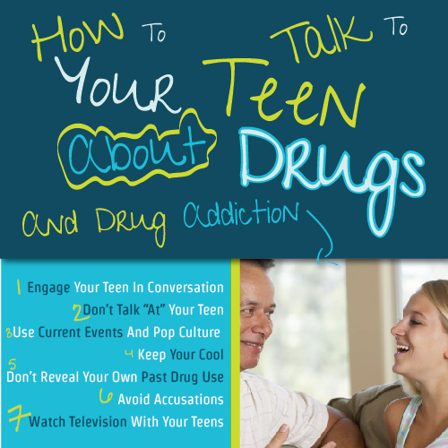 How to Talk with Your Teen about Drugs - Communicati