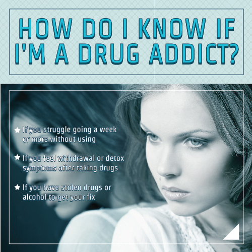 How Do I Know If I'm a Drug Addict