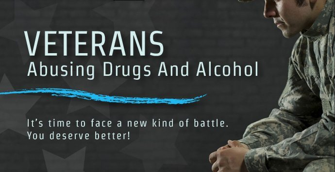 Veterans Abusing Drugs and Alcohol