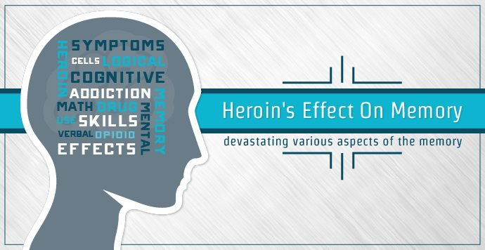 Heroin's Effect on Memory