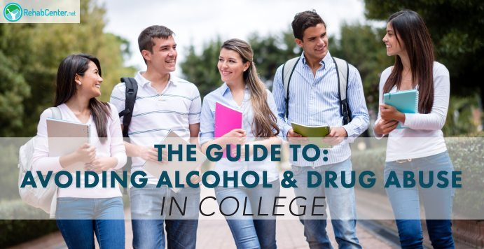 Avoiding Alcohol And Drug Abuse In College