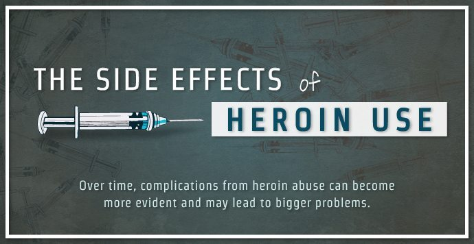 The Side Effects Of Heroin Use