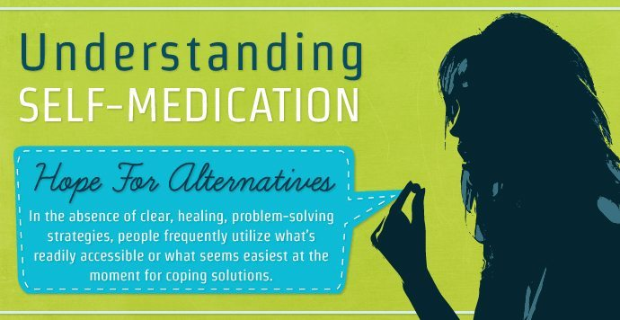 Understanding Self-Medication: Hope For Alternatives