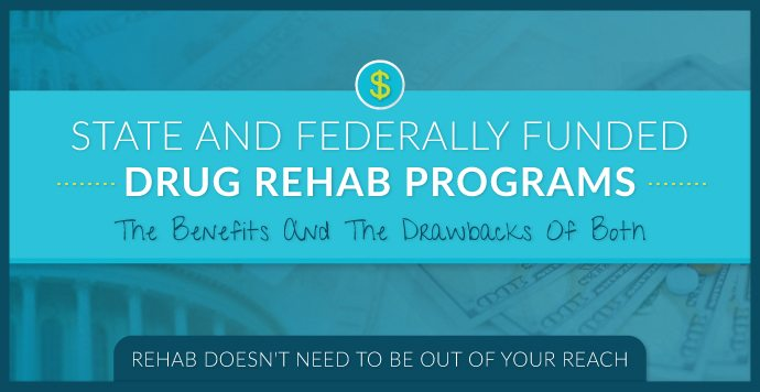 State And Federally Funded Treatment