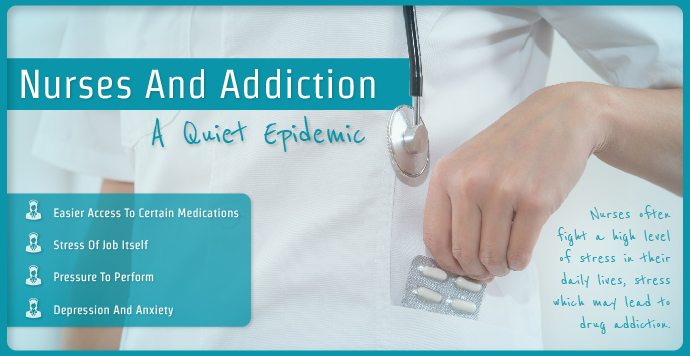 Nurses And Addiction