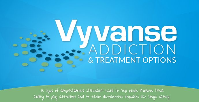 Vyvanse Addiction And Treatment Options
