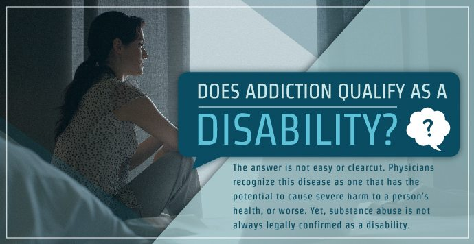 Does Addiction Qualify As A Disability