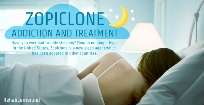 Zopiclone Addiction And Treatment