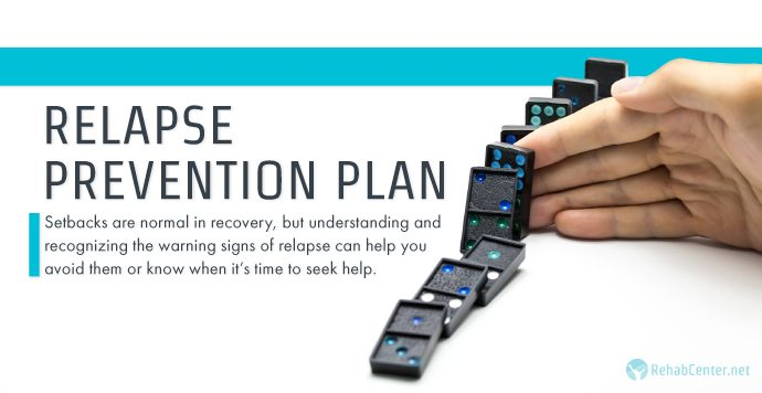 Relapse Prevention Plan
