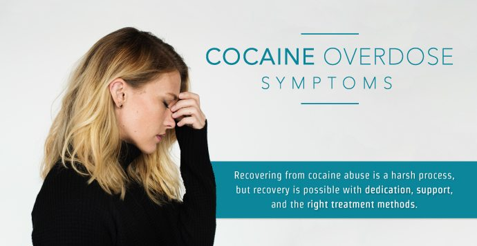 Cocaine Overdose Symptoms