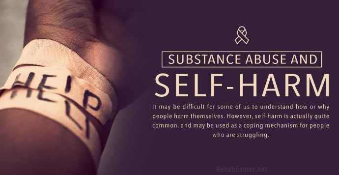 RehabCenter.net Substance Abuse And Self-Harm