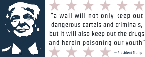RehabCenter.net Will Trump's Wall End The Opiate Epidemic_Trump's Opioid Plan