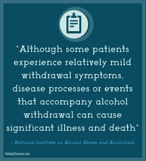 RehabCenter.net Alcohol Detoxification Some Patients