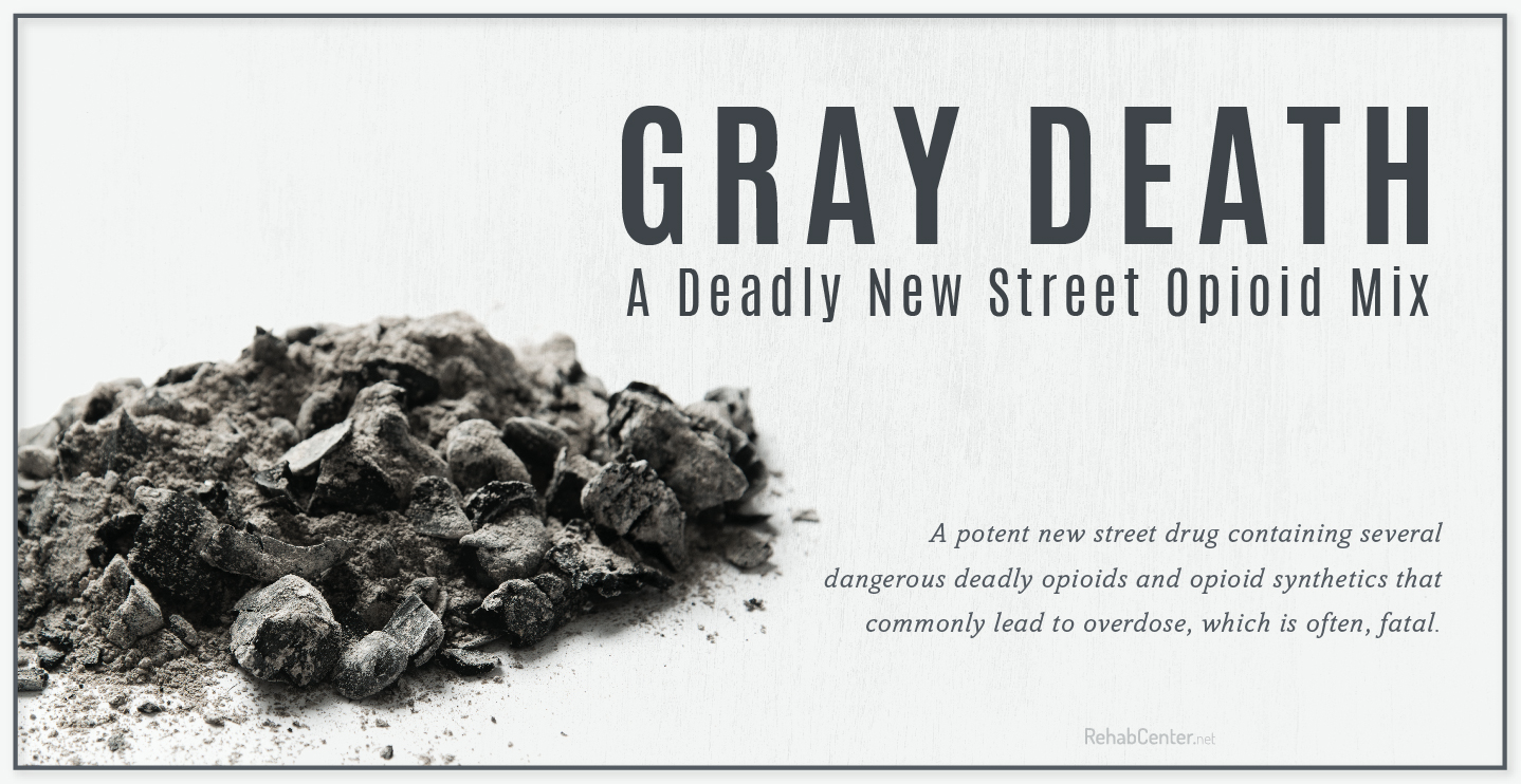 Gray Death Deadly Street Opioid Mix_