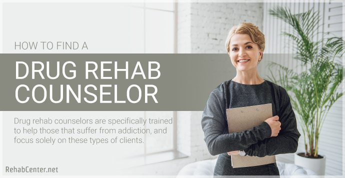 RehabCenter.net How To Find A Drug Rehab Counselor