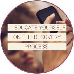 RehabCenter.net Recovery From Addiction 6 Steps for Family Members Educate Yourself