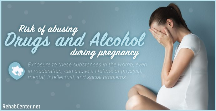 Drug Abuse Risks During Pregnancy