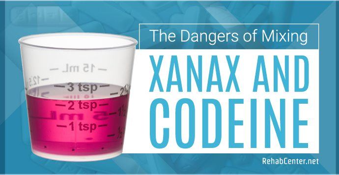 Dangers of Mixing Xanax and Codeine (Tylenol 3/4)
