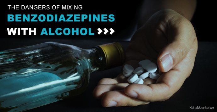 The Dangers of Mixing Benzodiazepines with Alcohol