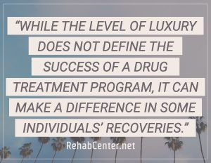 RehabCenter.net Drug and Alcohol Rehabs That Accept HealthComp Insurance Level of Luxury