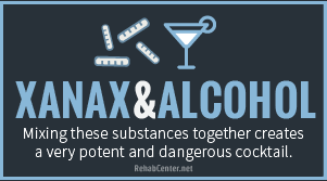 Signs Your Loved One Is Abusing Xanax_Alcohol Mix