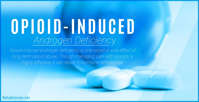 RehabCenter.net Opioid-Induced Androgen Deficiency
