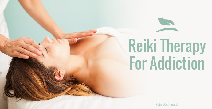Reiki Therapy For Addiction