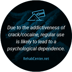 RehabCenter.net Crack Cocaine Withdrawal And Detoxification Regular Use Is Likley