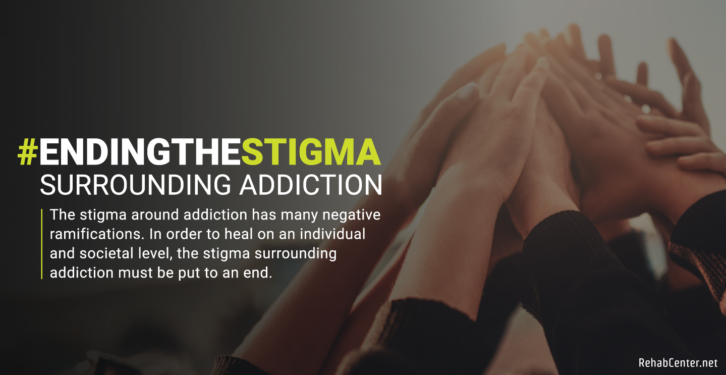 RehabCenter.net Ending The Stigma Surrounding Addiction Featured Image