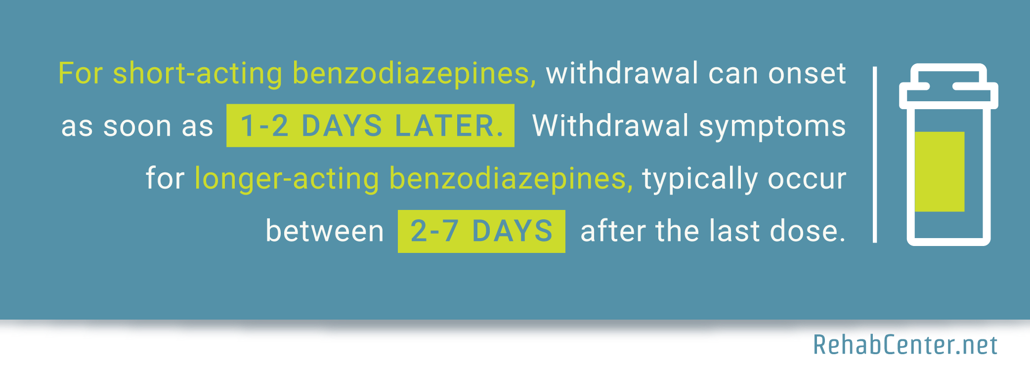 RehabCenter.net How To Get Off Benzodiazepines As Soon As 1-2 Days Later