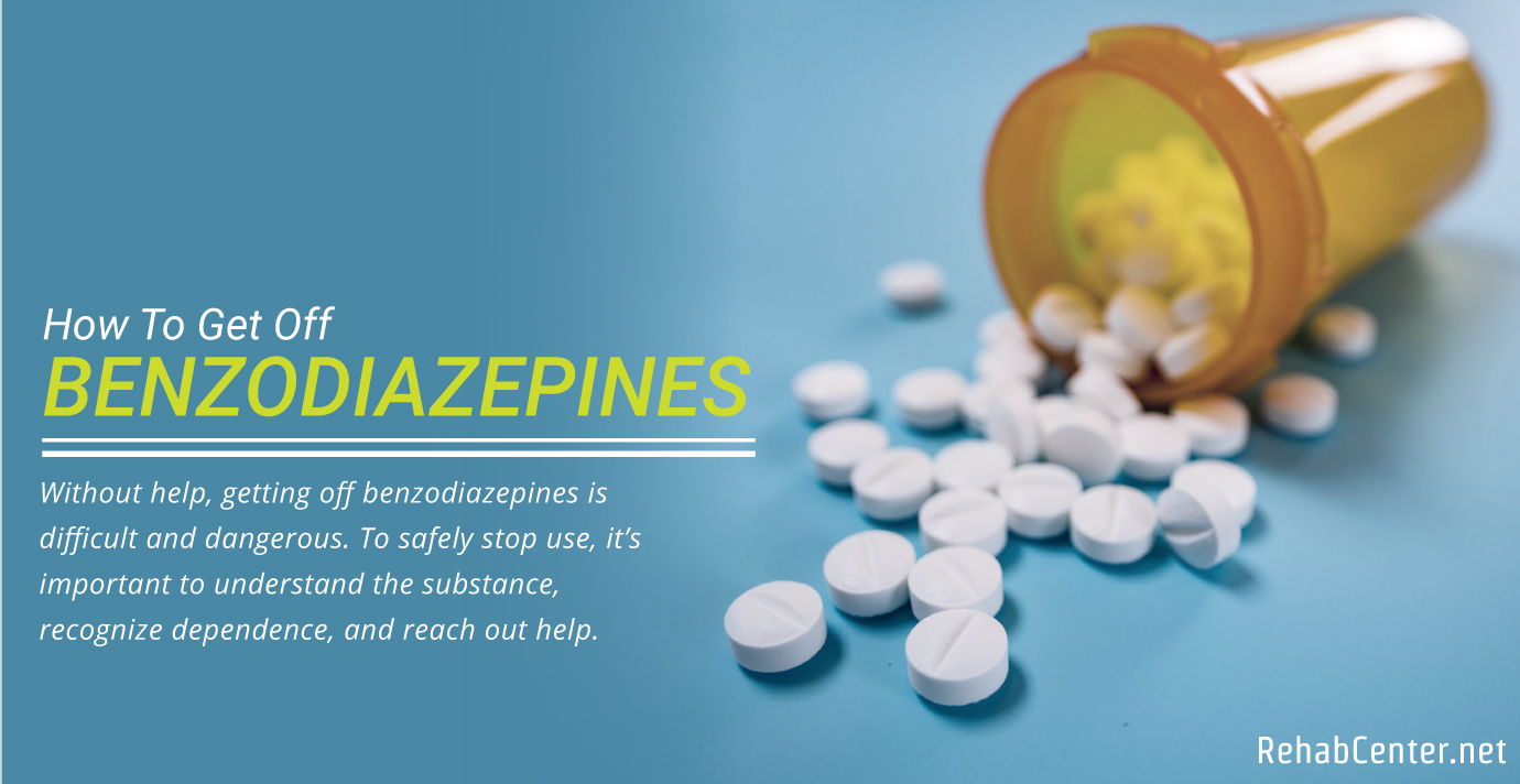 RehabCenter.net How To Get Off Benzodiazepines