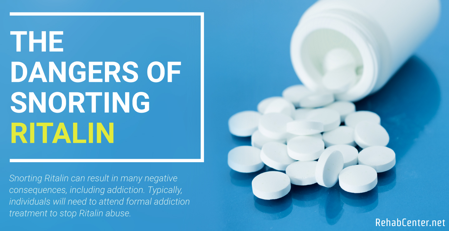 RehabCenter.net The Dangers Of Snorting Ritalin (Methylphenidate Insufflation)