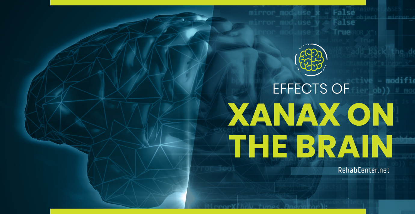 RehabCenter.net Effects Of Xanax On The Brain Featured Image