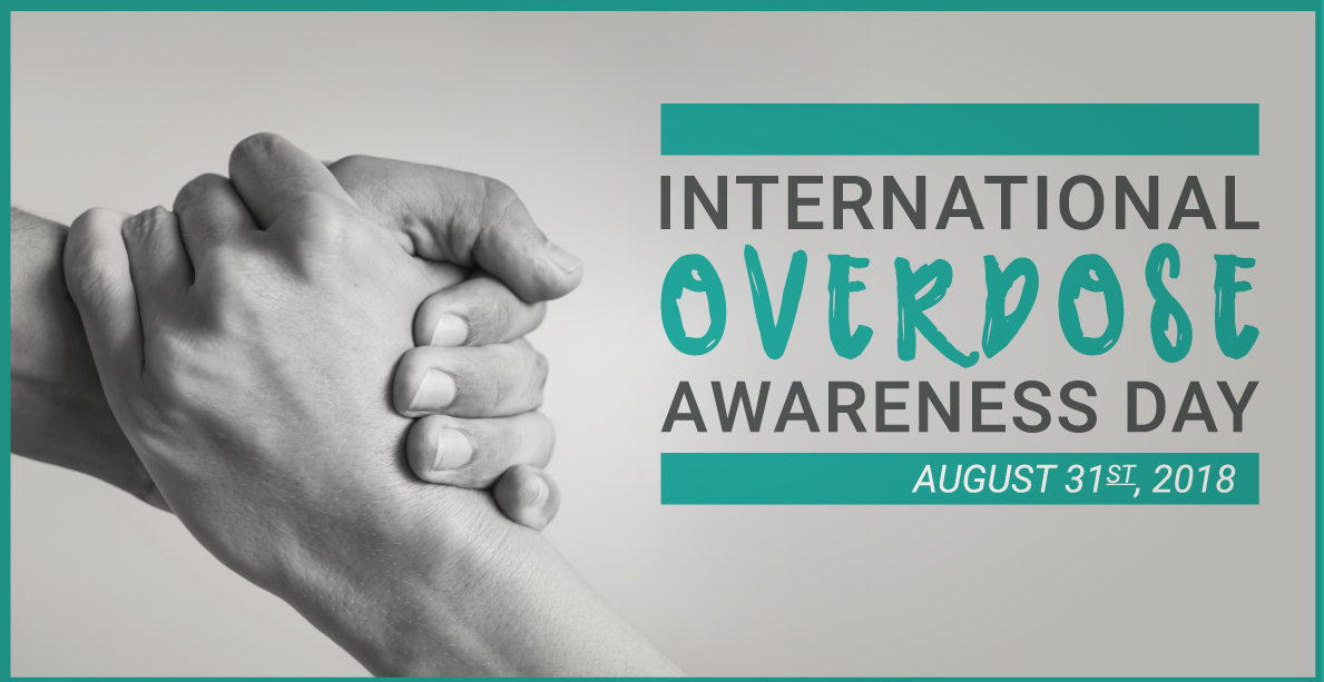 RehabCenter.net International Overdose Awareness Day August 31st