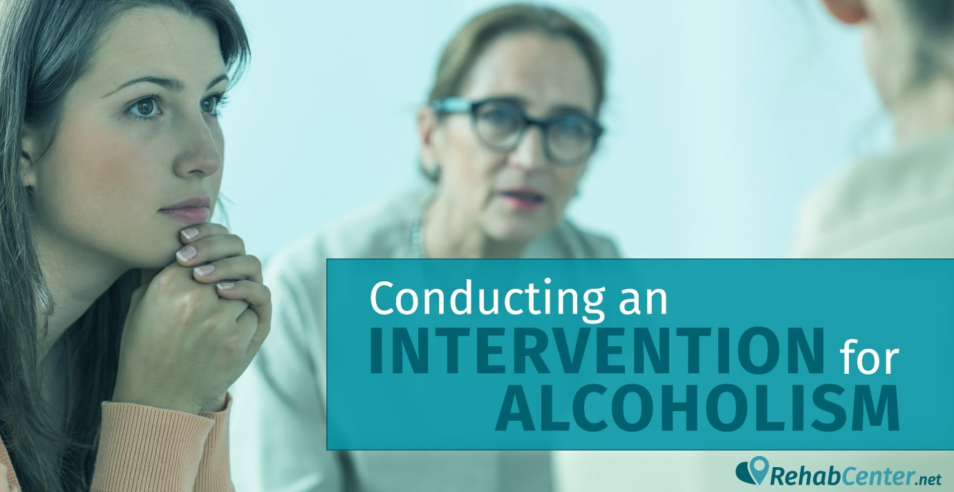 Conducting An Intervention For Alcoholism